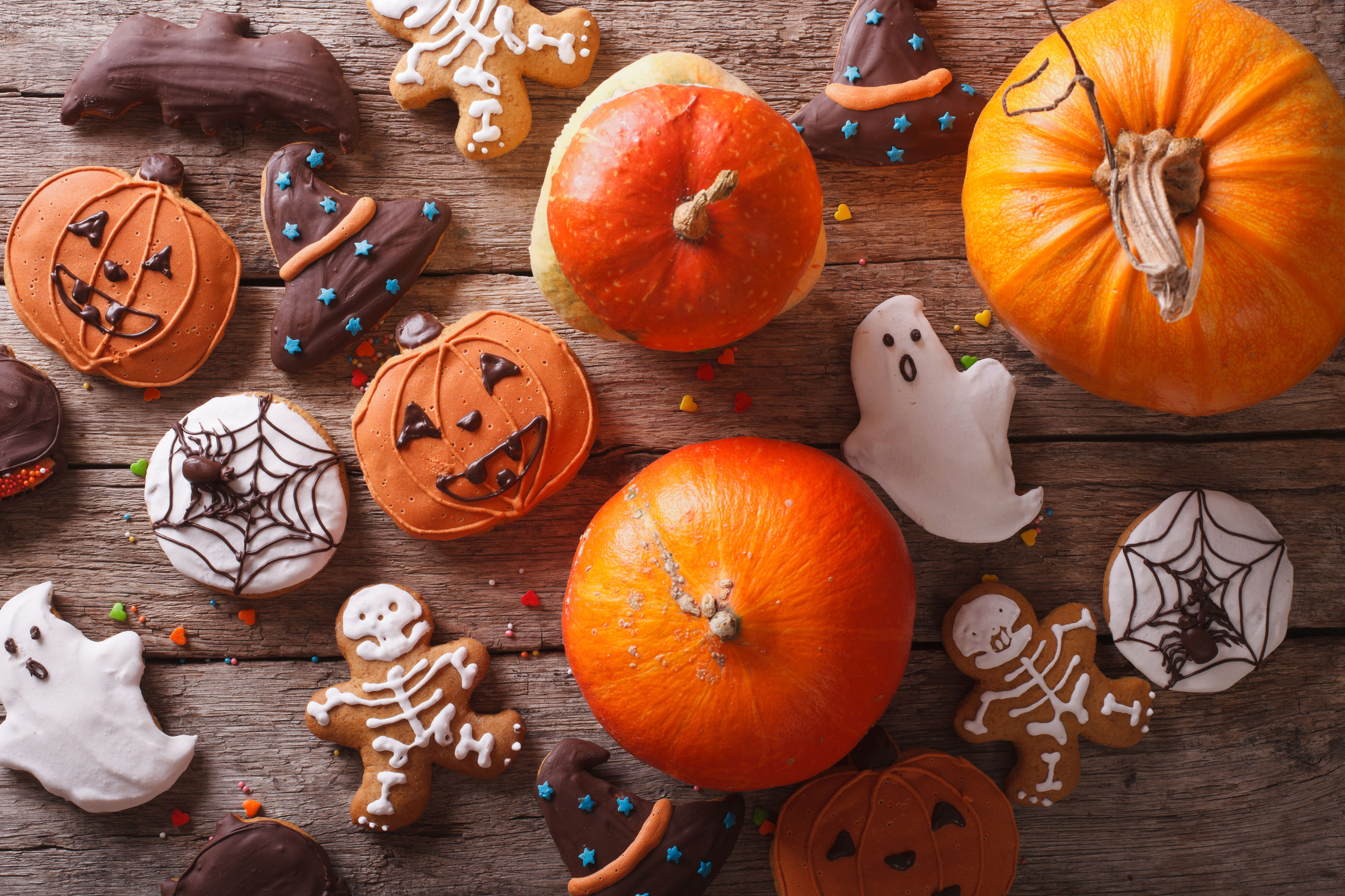 celebrating some of the best halloween food and drink