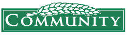 Community Foods logo