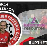 WTFC Ladies 1st Team Player Jorja Patterson