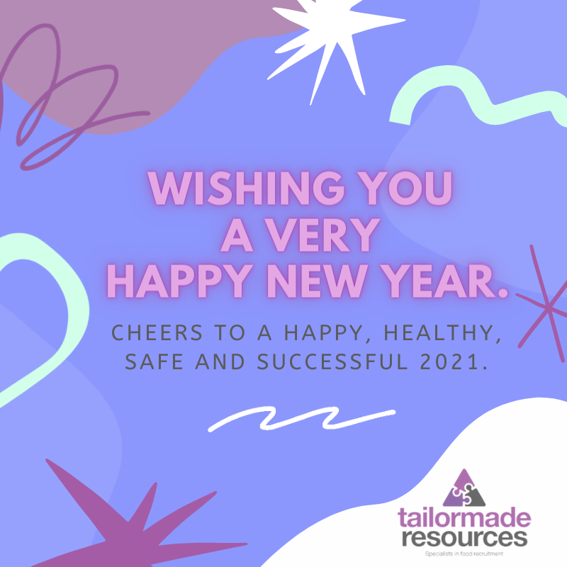 Happy New Year from Tailoremade Resources