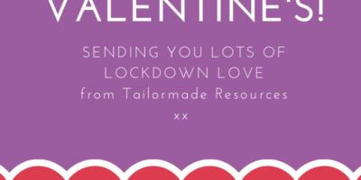 Happy Valentine's Day from Tailormade Resources