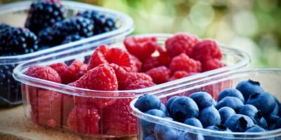 It's 'Love Fresh Berries' National Berry Month.